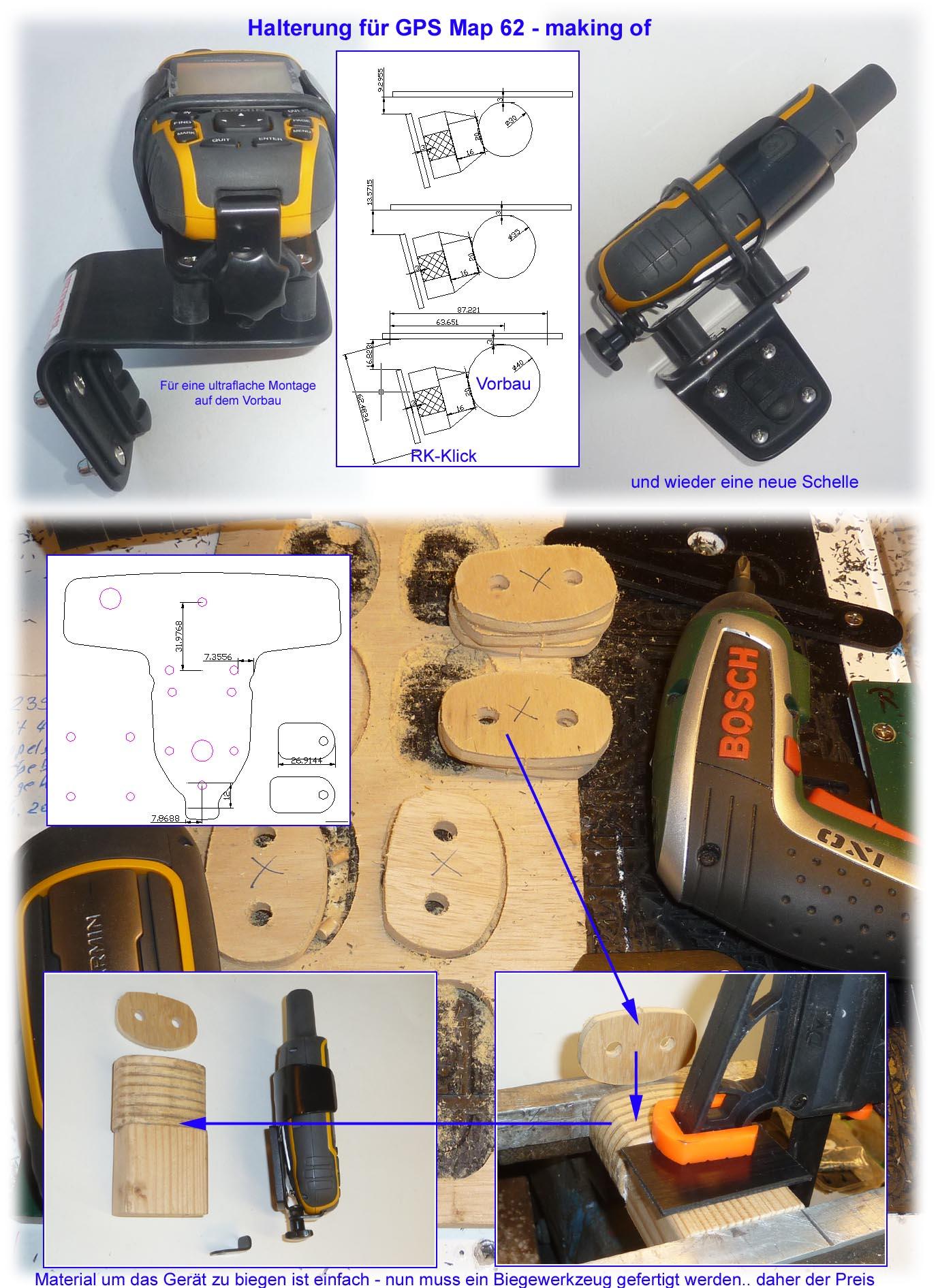 gps60 motorradhalterungen fahrradhalter garmin. Black Bedroom Furniture Sets. Home Design Ideas