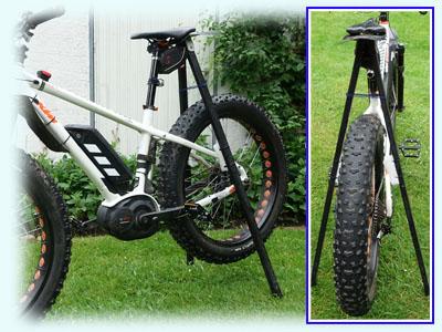 fahrrad selbst bauen tandem bauen bremsen und lenker. Black Bedroom Furniture Sets. Home Design Ideas