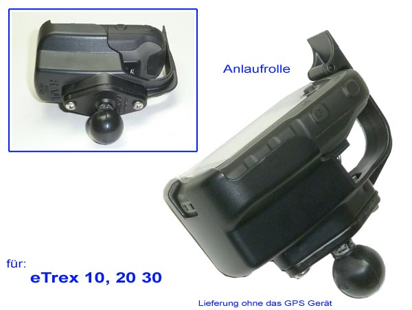 holder for garmin etrex 10 20 30