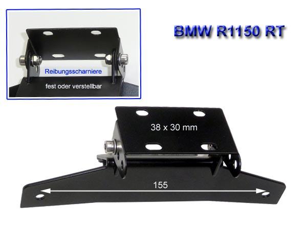 cockpithalterung für bmw r1150rt - <br>jetzt endlich wieder